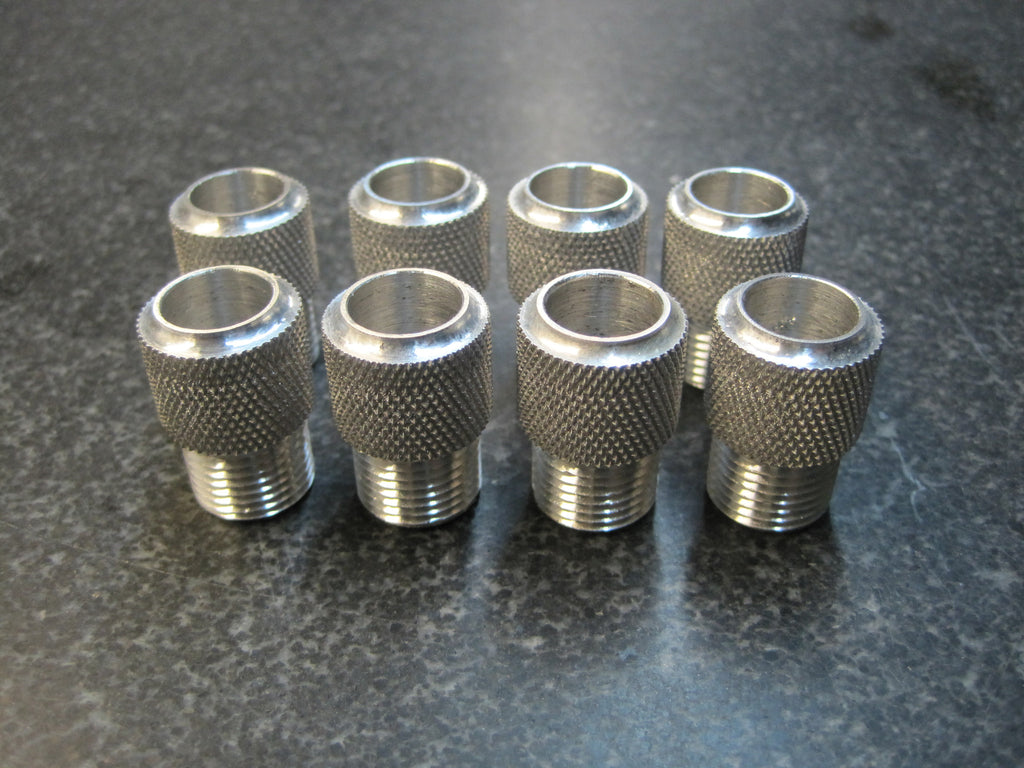 X-TRA-D  Knurled Hose Fittings ( KHF's )