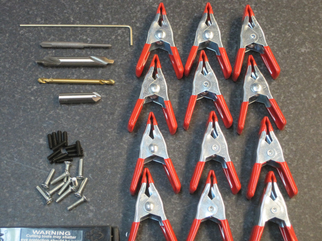 XXXXX-TRA  Skin Mounting Tool Kit with Instructions
