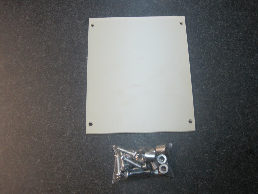 65.  Side Auxillary G10 Electronic Panels