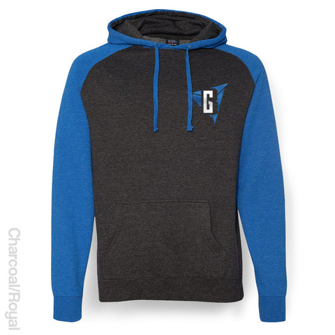 Briley Gaming - Raglan Pullover Hoody