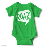 ROAR! - Short Sleeve Infant Creeper