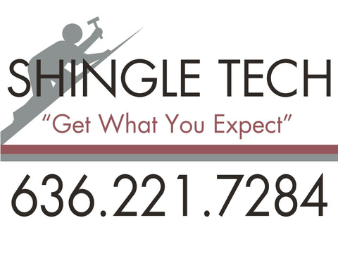 Shingle Tech Sign