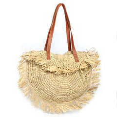 The Raffia Tulum Bag