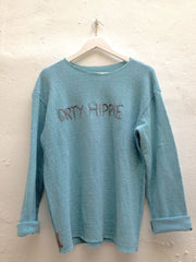 "Sweater for MEN ""dirty hippie"""