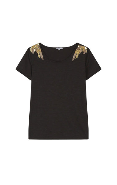 Tee-shirt Tanguy Black