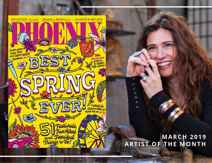 Phoenix Magazine Artist of the Month: Me!