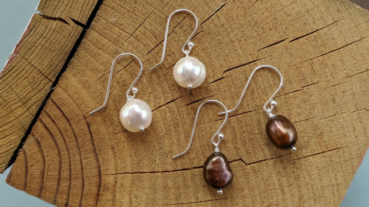 How to get a FREE pair of pearl earrings