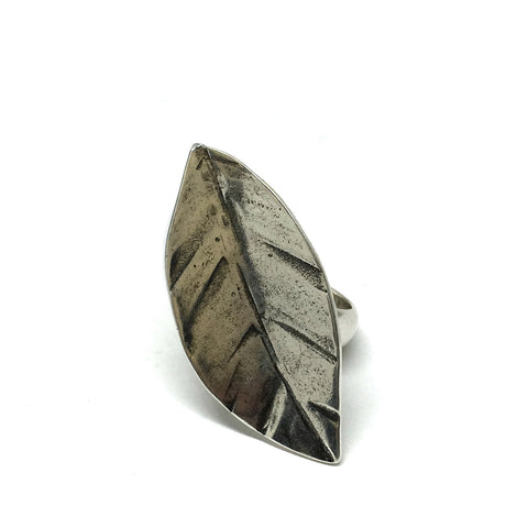 Leaf Ring Rosa Kilgore Jewelry