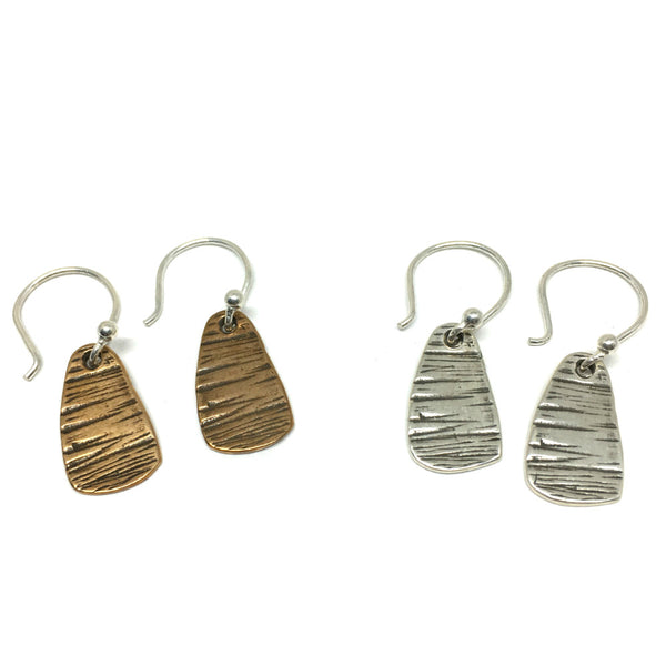 Bark Bit Earrings