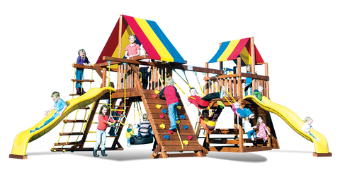 Carnival Double Whammy Playset (100A)