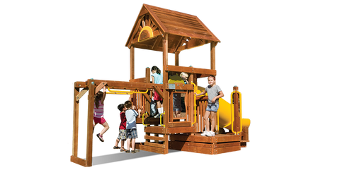 Play Village Commercial Playground (52A)