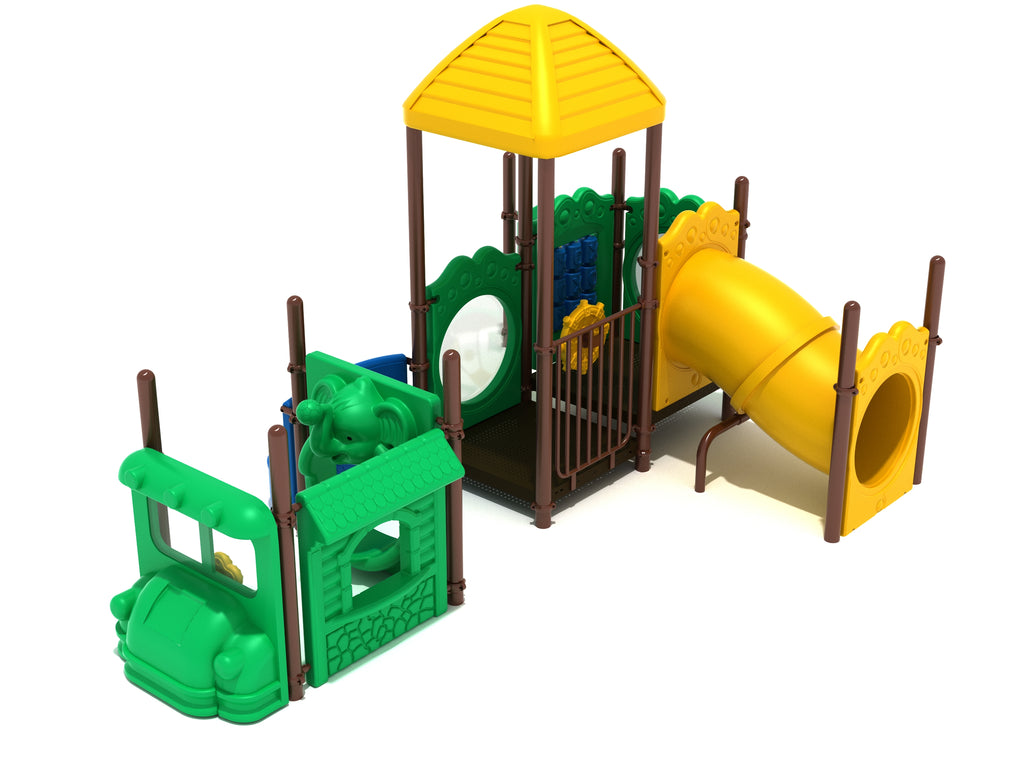 Safari Commerical Steel Play System