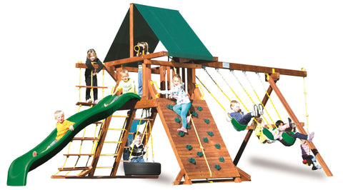Fiesta Castle Pkg II with 4 POS Swing Beam (19A)