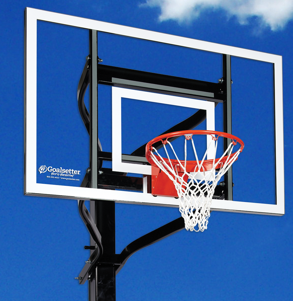 "Extreme Series - X660 60"" In-Ground Basketball Goal"
