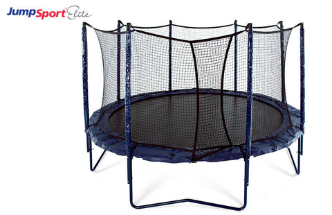 JumpSport Elite 14' Trampoline With Enclosure
