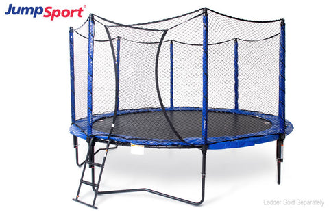 Stagedbounce 14' Trampoline With Enclosure **DISPLAYS for SALE ONLY**