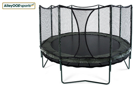 DoubleBounce 14' Trampoline With Enclosure - $200 OFF