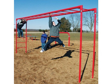Monkey Bars of Commercial Steel