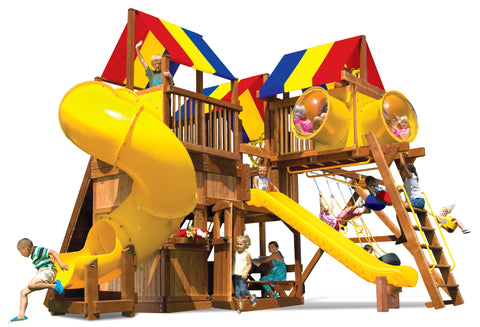 King Kong Clubhouse Pkg IV with All Sorts of Crazy Gizmos (57I)