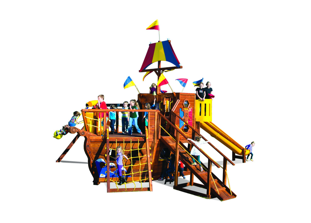 The Ship Pkg II Playset (93A)