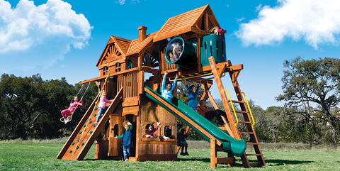 Huckleberry Magic Playset (99A)