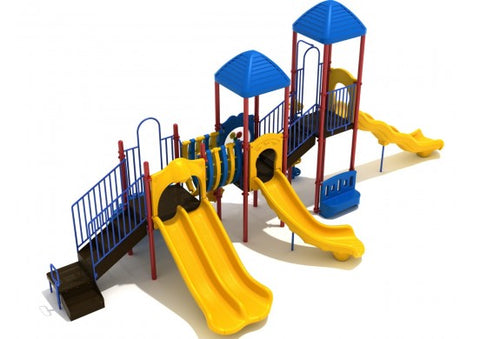 Adventure Trek Commerical Steel Play System