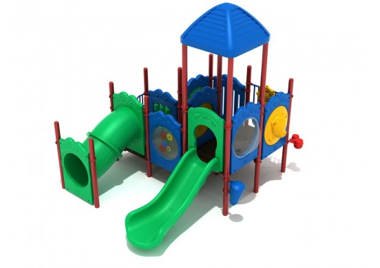 Circus Commerical Steel Play System