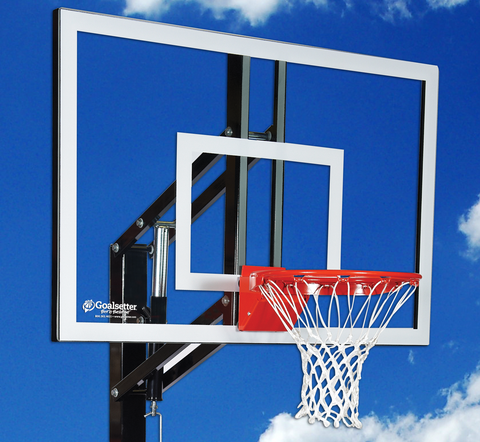 "Elite Plus 54"" In-Ground Basketball Goal - REG SALE $1299"