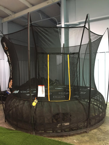 DISPLAY Springless Trampoline