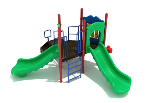 Hayley Commercial Steel Play Systems -INSTALLED