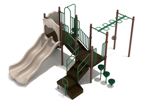 Jackson's Landing Commerical Steel Play System