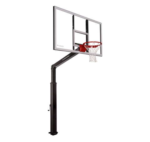 "Launch Pro - 72"" In-Ground Basketball Goal"