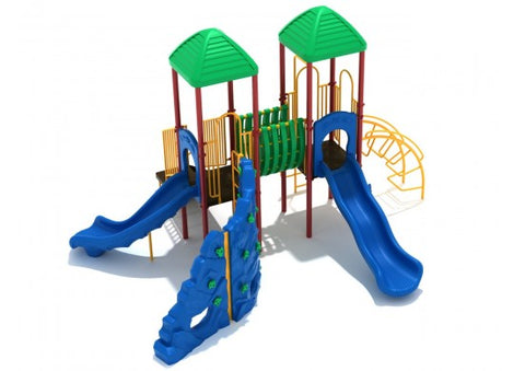 Mountain Adventures Commerical Steel Play System