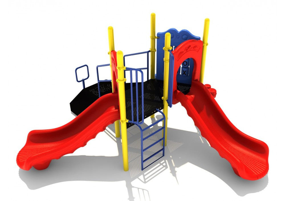The Meadow Commercial Steel Play System