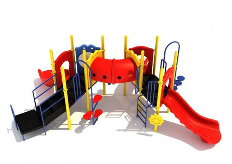 Robin's Retreat Commercial Steel Play System
