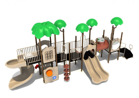Tree Top Soiree Commercial Steel Play System