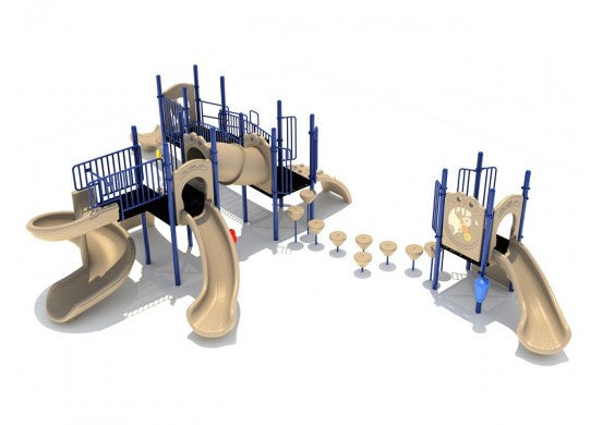 Artic Blast Commercial Steel Play System