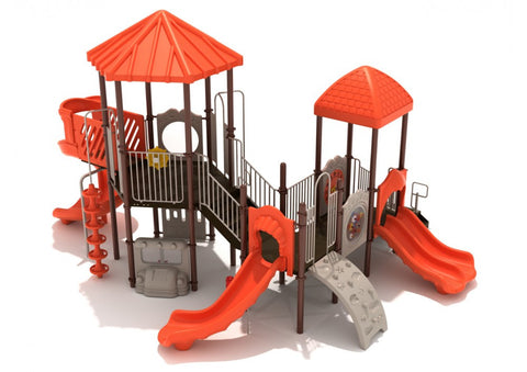 Sunshine Cove Commercial Steel Play System