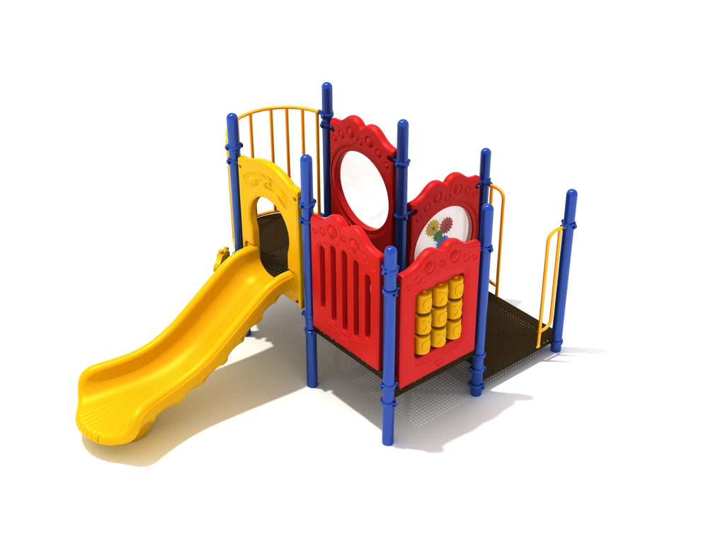 Primary Tikes Commerical Steel Play System