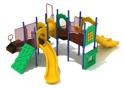 Roseanna Commercial Steel Play System