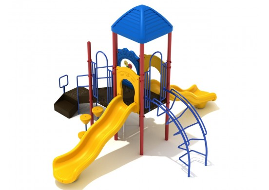 Ryder Commercial Steel Play System - INSTALLED