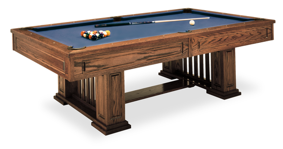 Olhausen Pool Tables And Shuffleboard Tables - Ponderosa pool table