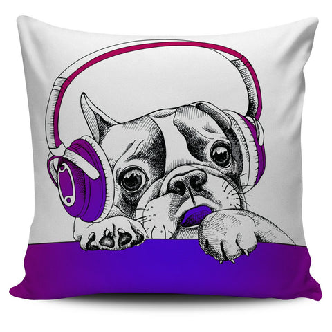 Purple Bulldog