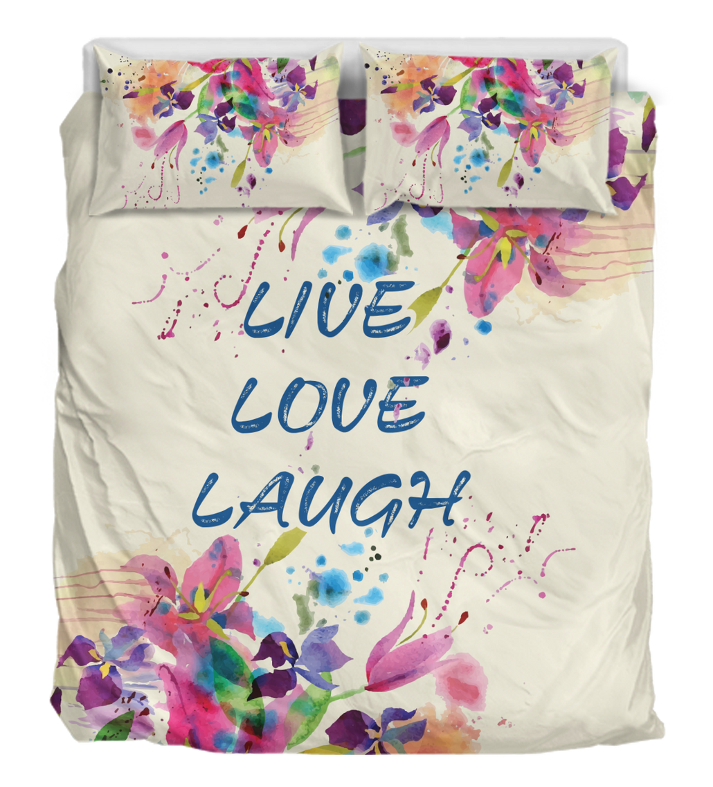 · Live Love Laugh
