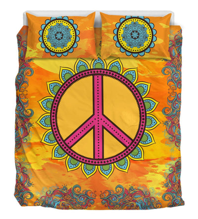 · Sunset Hippie Peace