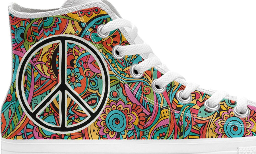 Peace And Hippie