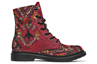 Red Hippie Peace