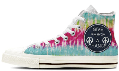 Give Peace A Chance Shoes