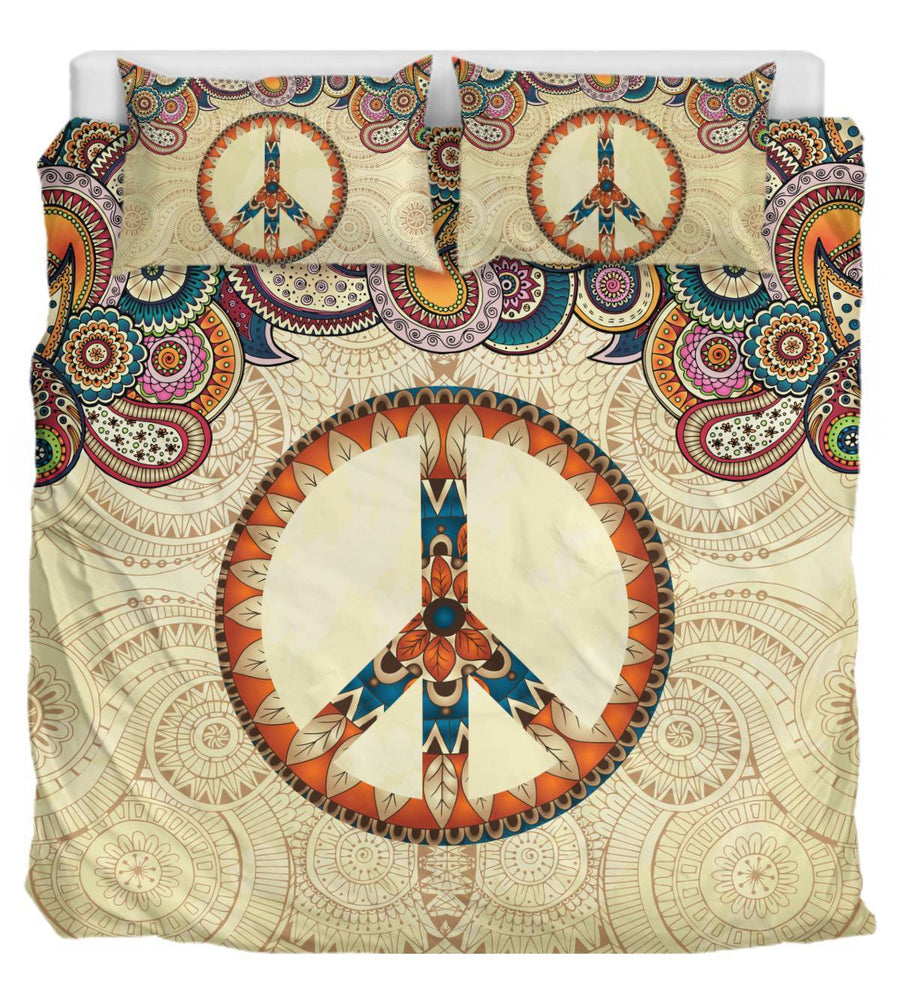 Mandala & Peace Bedding