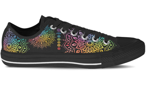 Chakra Shoes Low Top
